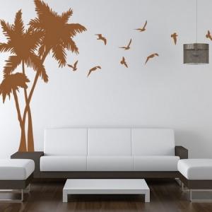 Palm Tree Wall Murals Arts