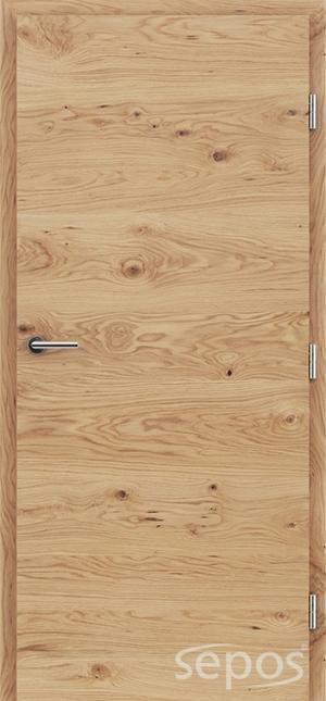 Dveře dýhované