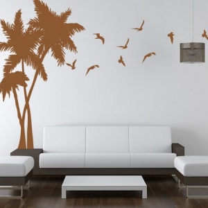 Palm Tree Wall Murals Arts