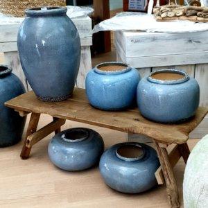 Vázy modré