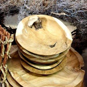 Dřevěná miska
